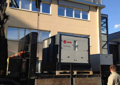Groupe froid industriel - Air Climatisation Energie